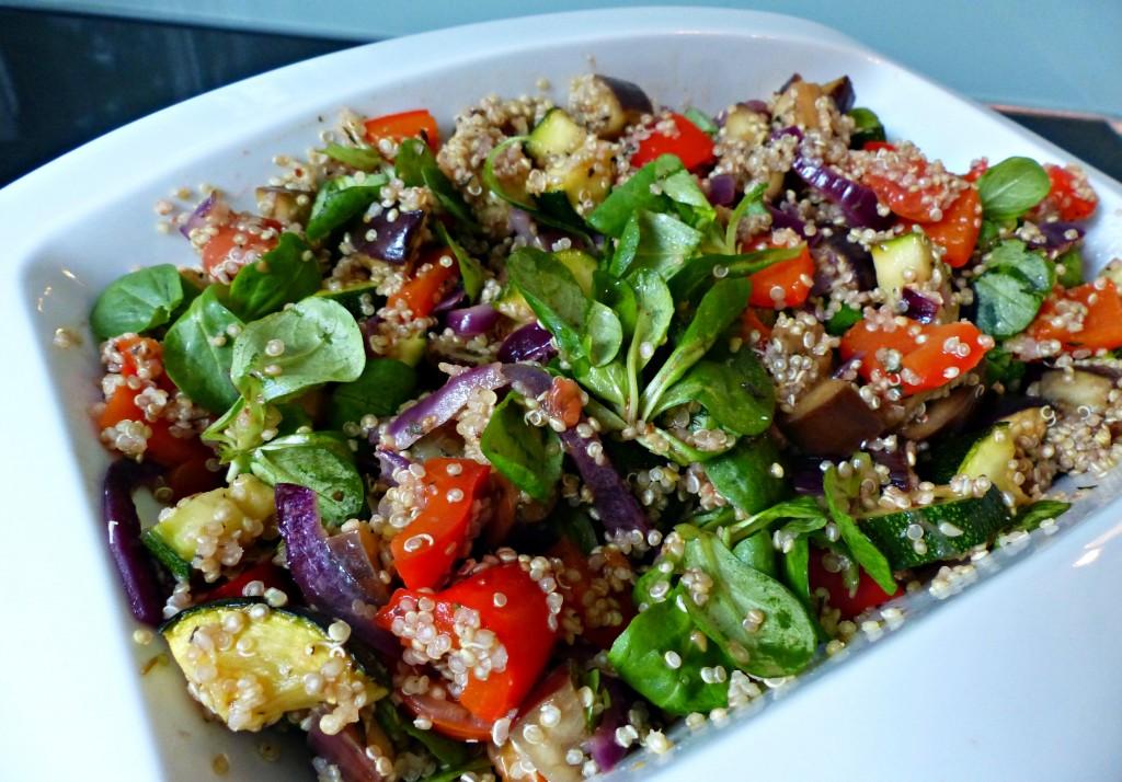 veganistisch recept spinazie