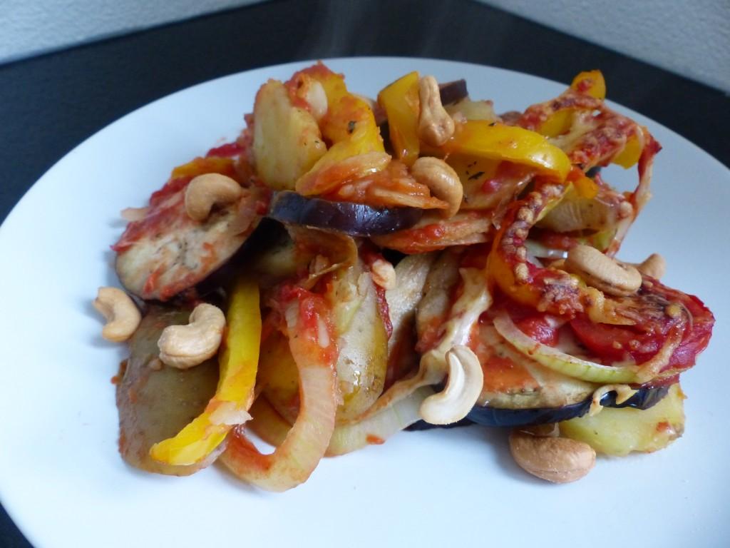 vegetarische ovenschotels