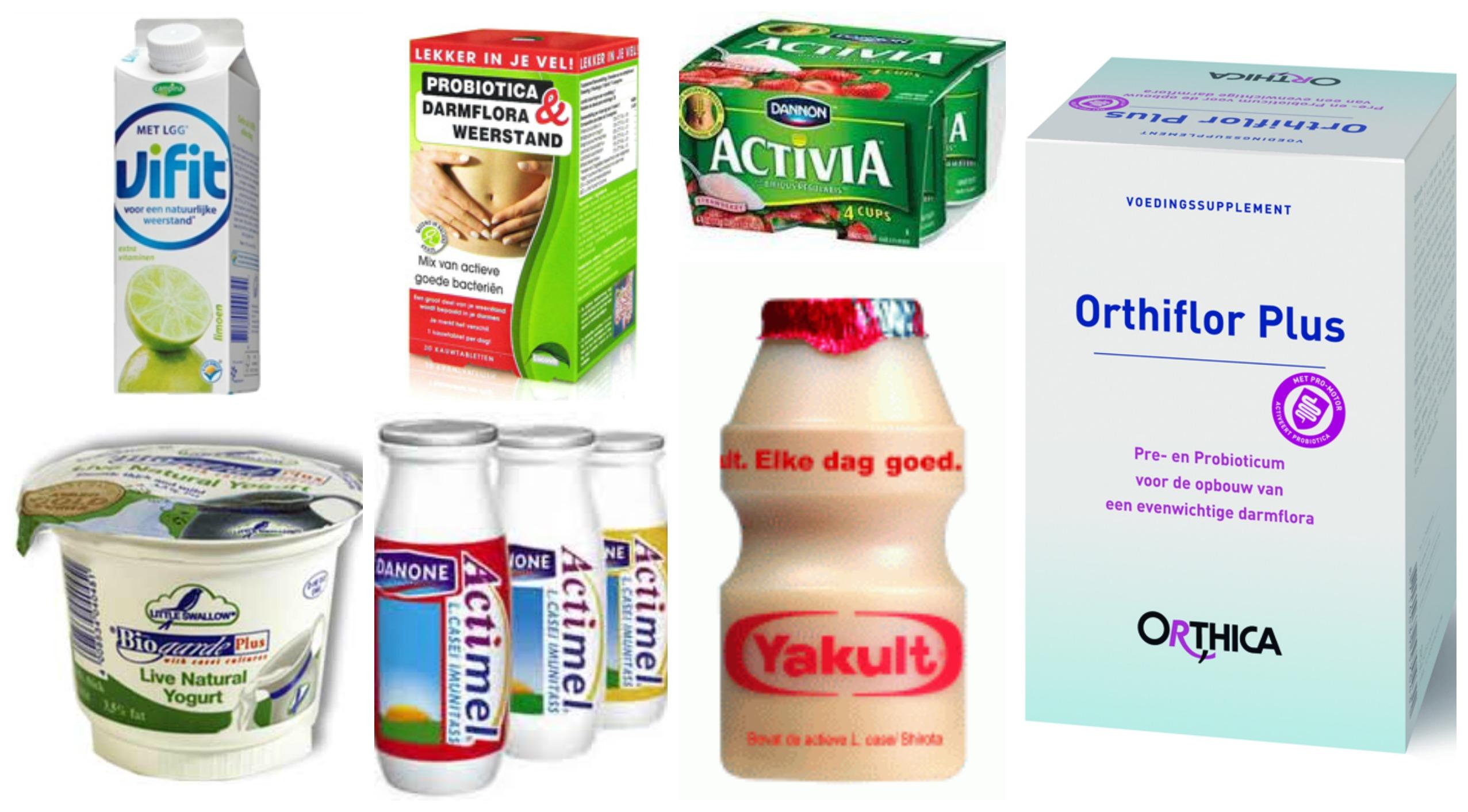 afvallen met probiotica