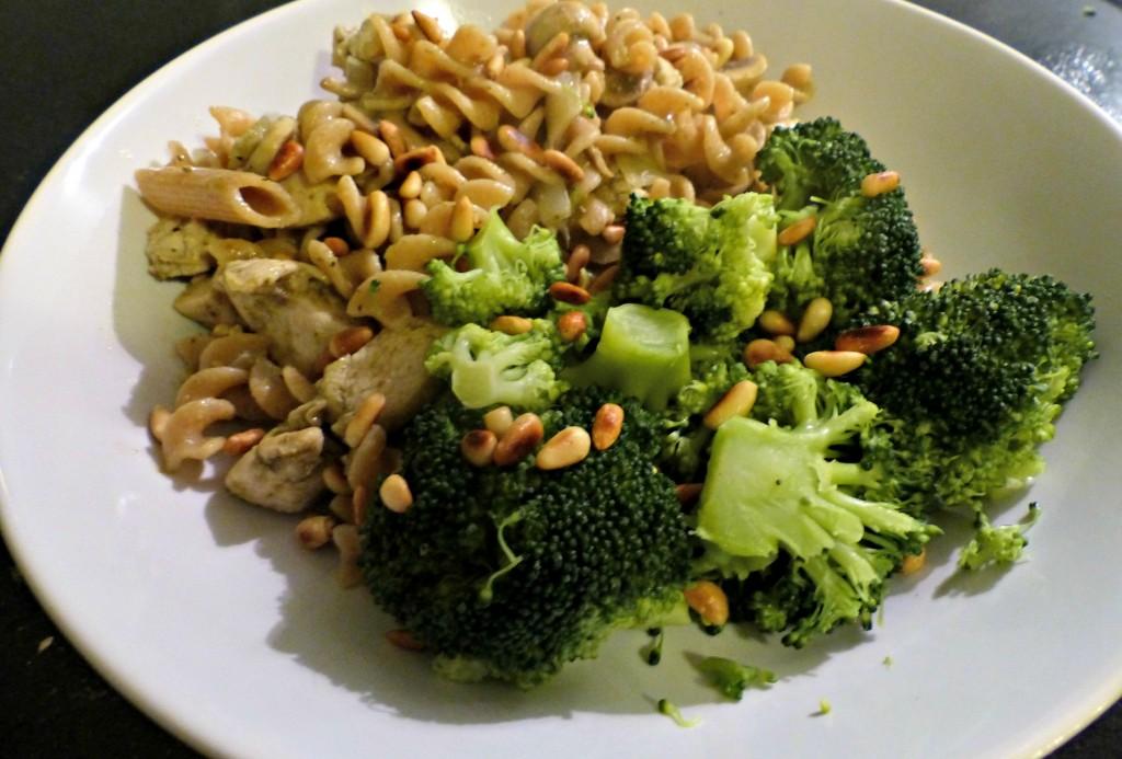 gezonde lekkere avondmaaltijd