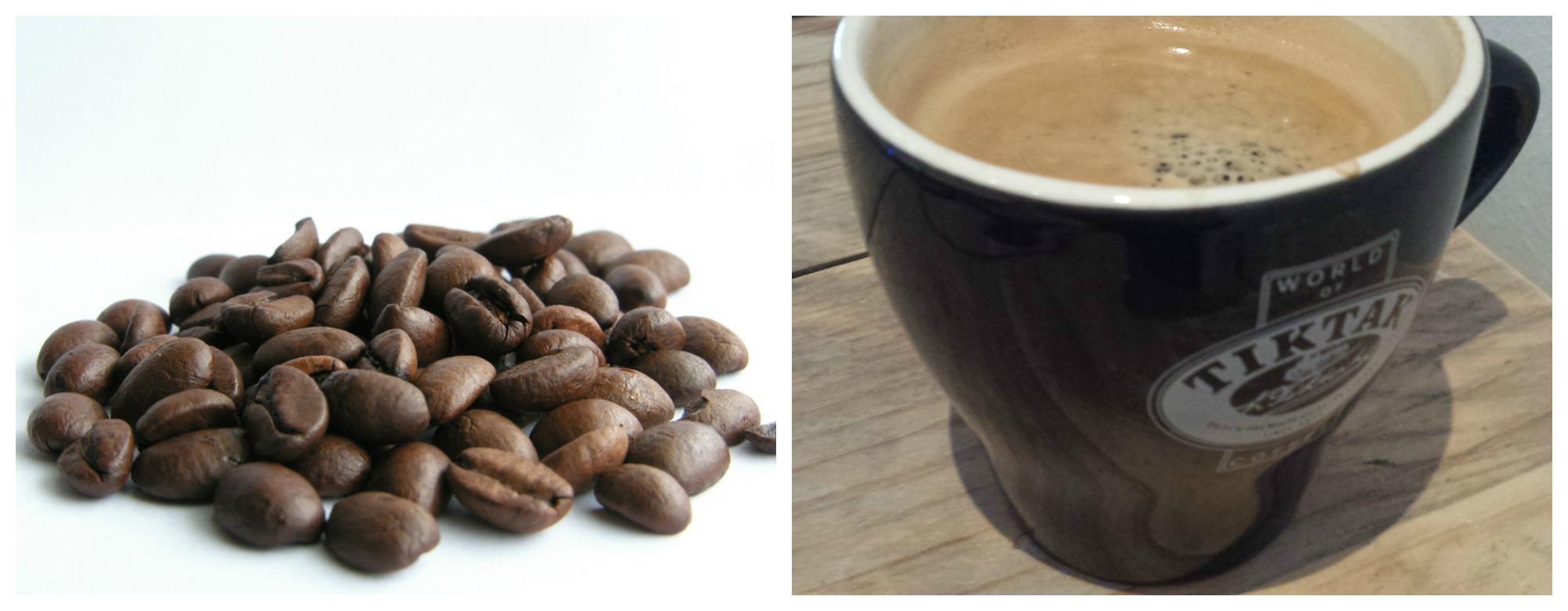 koffiebonen gezond