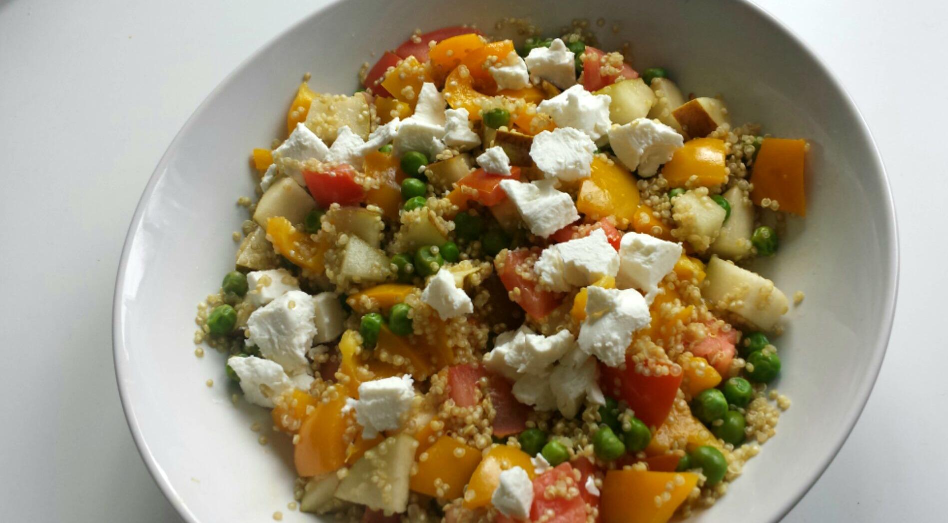 Lunch recept vegetarisk