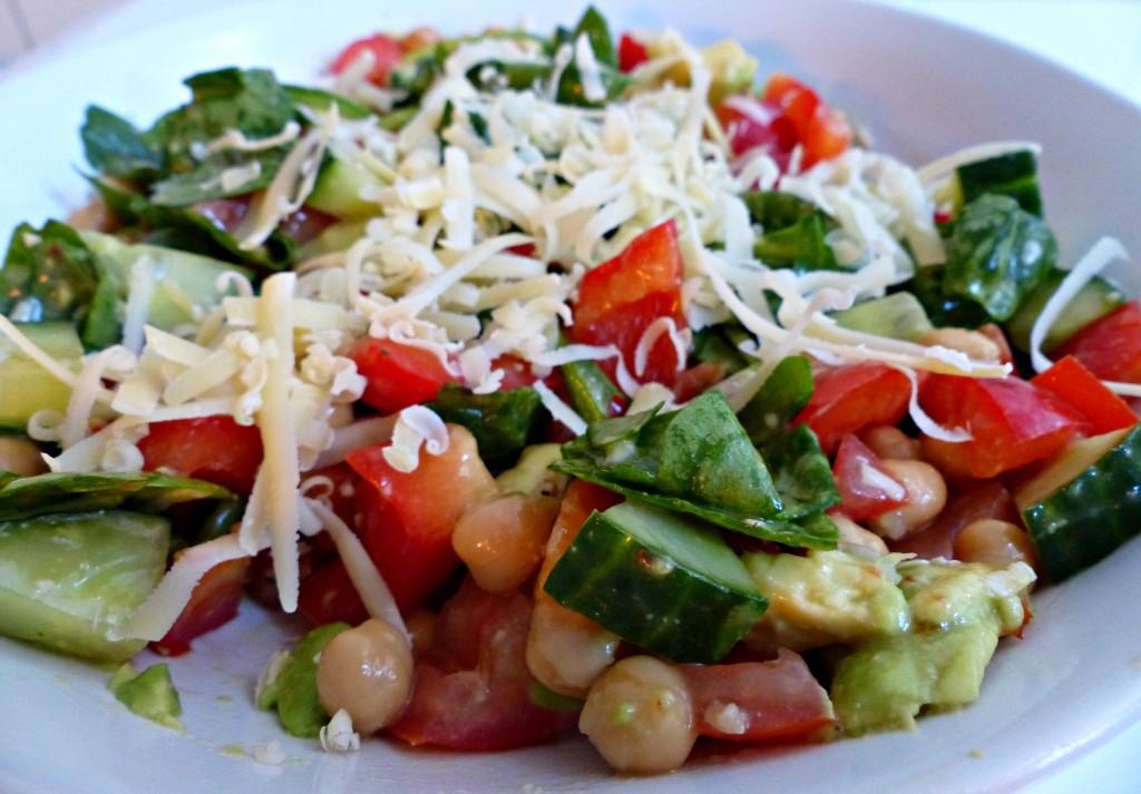 warme maaltijd zonder koolhydraten