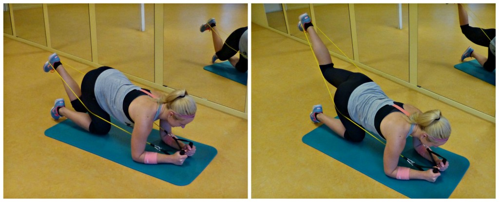 oefeningen biceps thuis