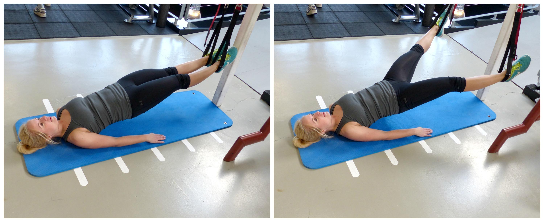 rug trainen fitness