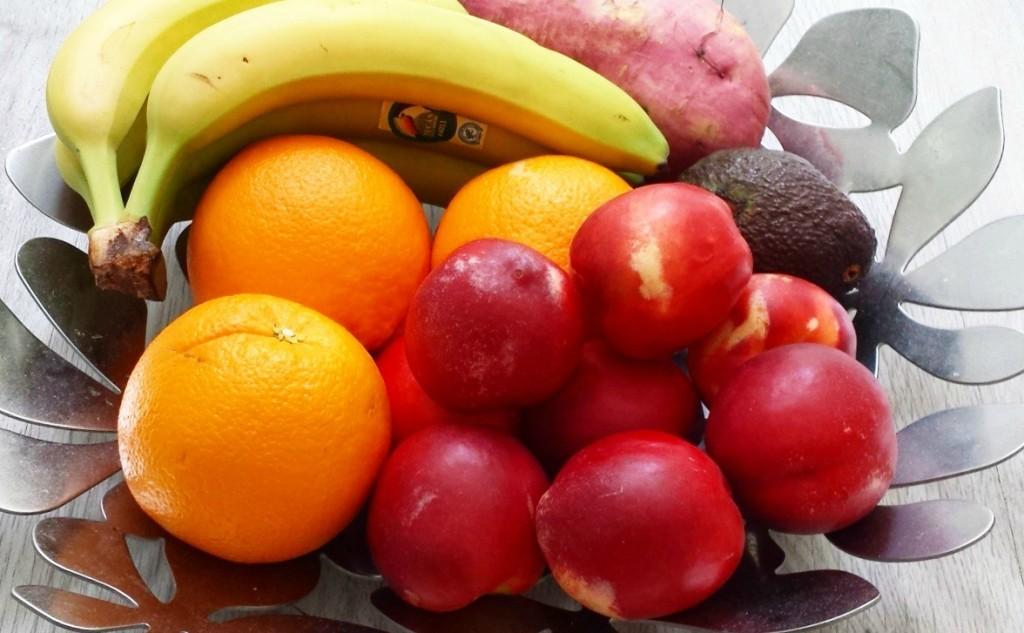 fruit als ontbijt gezond