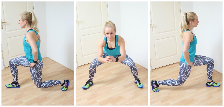 slanke benen trainen thuis