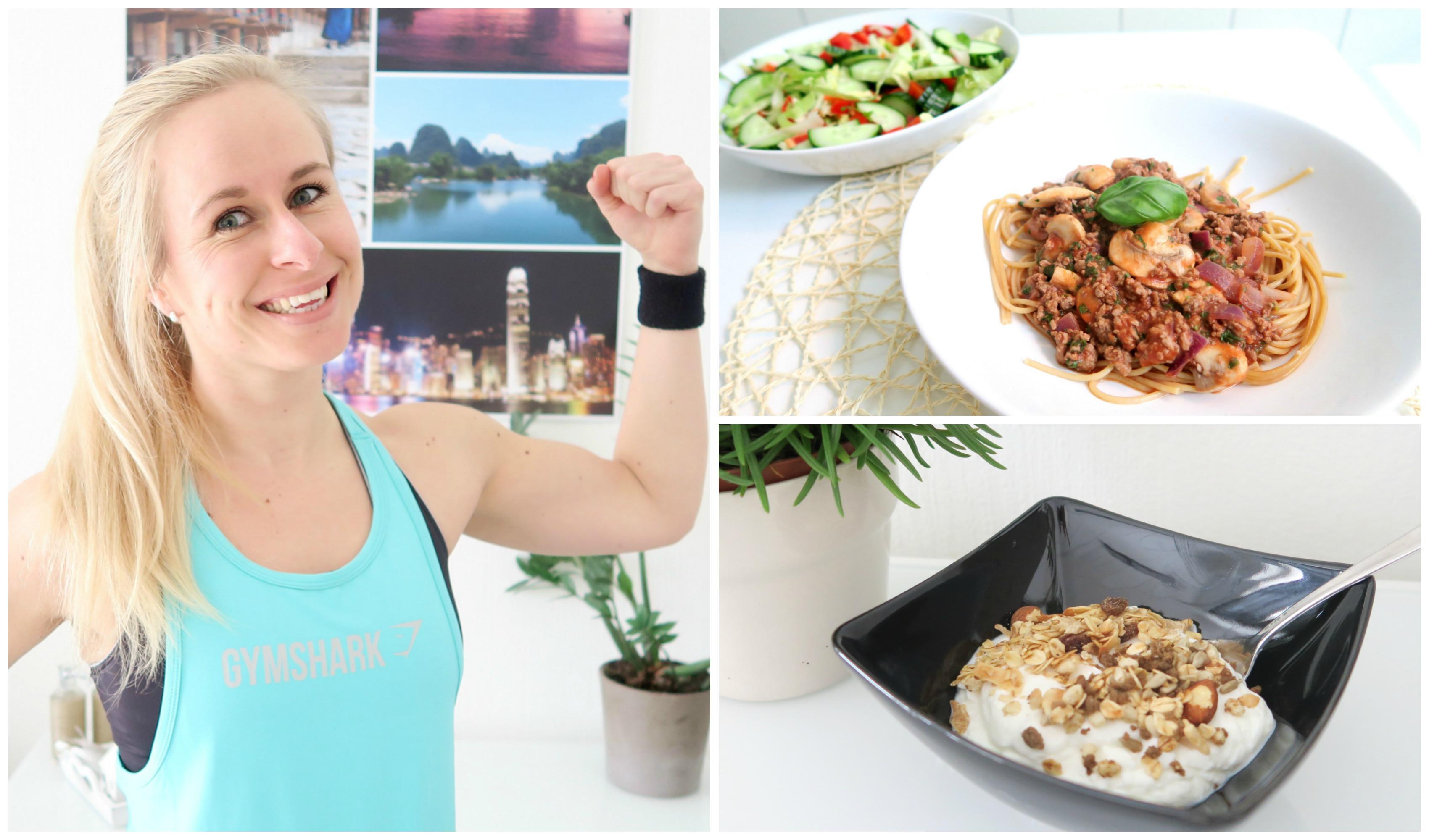 gezond eten en sporten niet afvallen