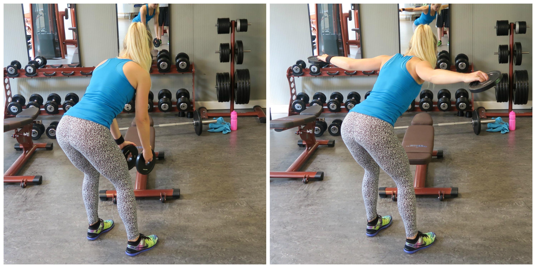 oefeningen bovenrug fitness