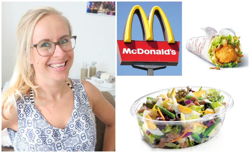 gezond eten afvallen menu