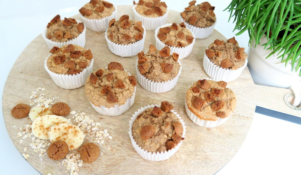 pepernoten muffins