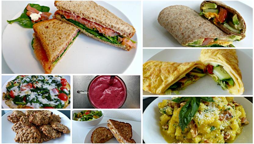 lunch ideeen brood