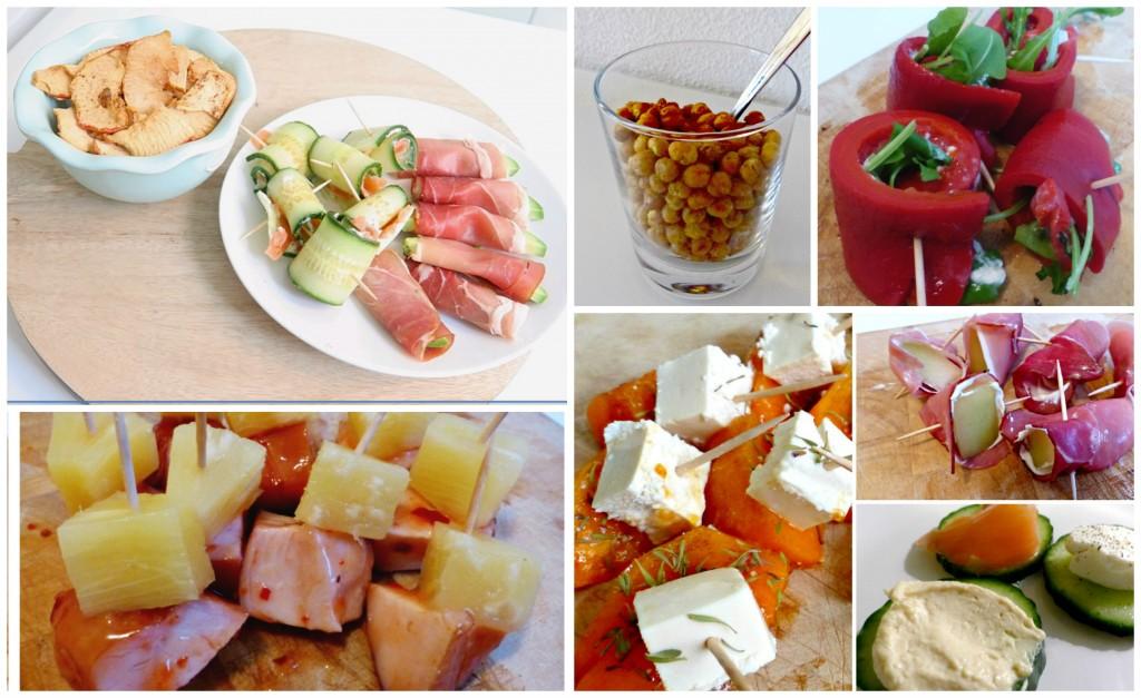 eenvoudige gezonde recepten